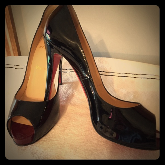 quality design 7a19c acce9 Christian Louboutin shoes from Neiman Marcus .